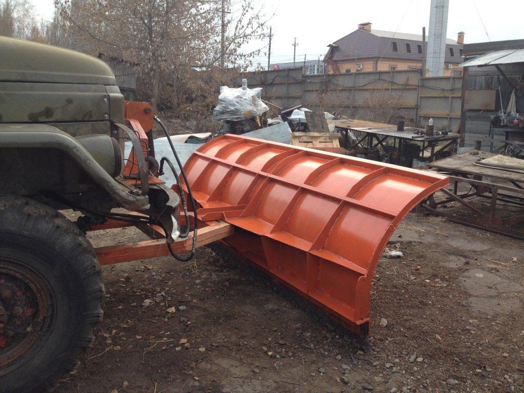 Приспособление для уборки снега с крыш