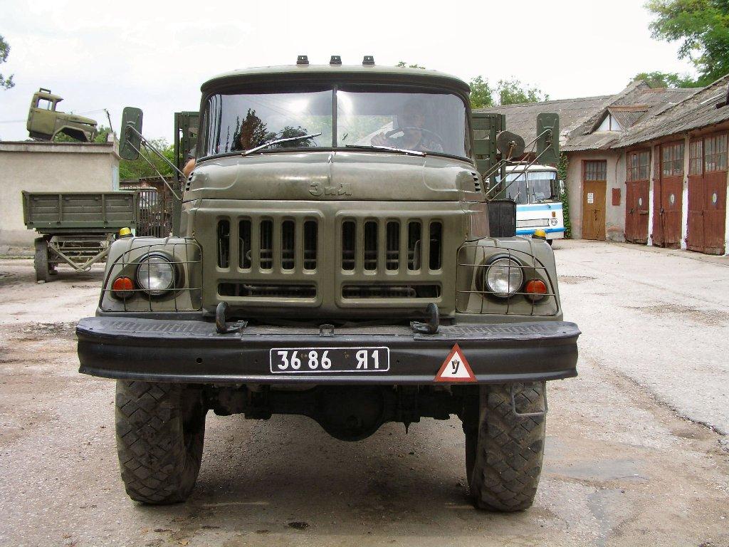 Мужской грузовик ЗиЛ 131