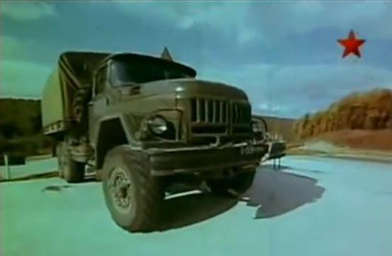 Как создавали ЗИЛ-131 (1967 - 1990)